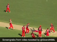 WBBL: Sydney Sixers Steal Quick Single to Tie Match As Melbourne Renegades Celebrate Too Early