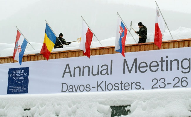 Latest Updates From World Economic Forum (WEF), Davos 2018
