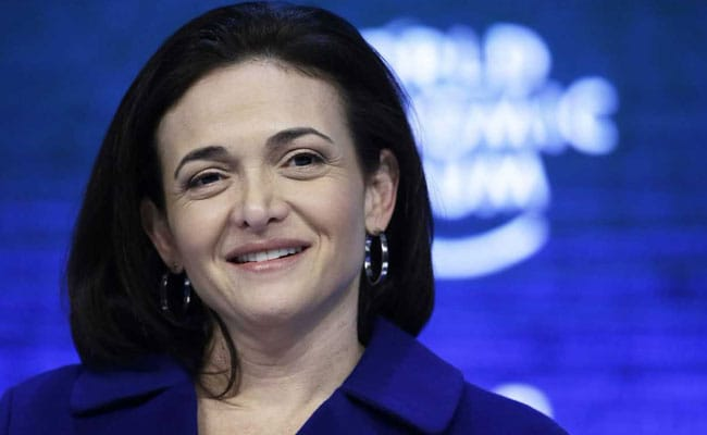 For First Time In WEF's History, All Top Davos Men Are Women