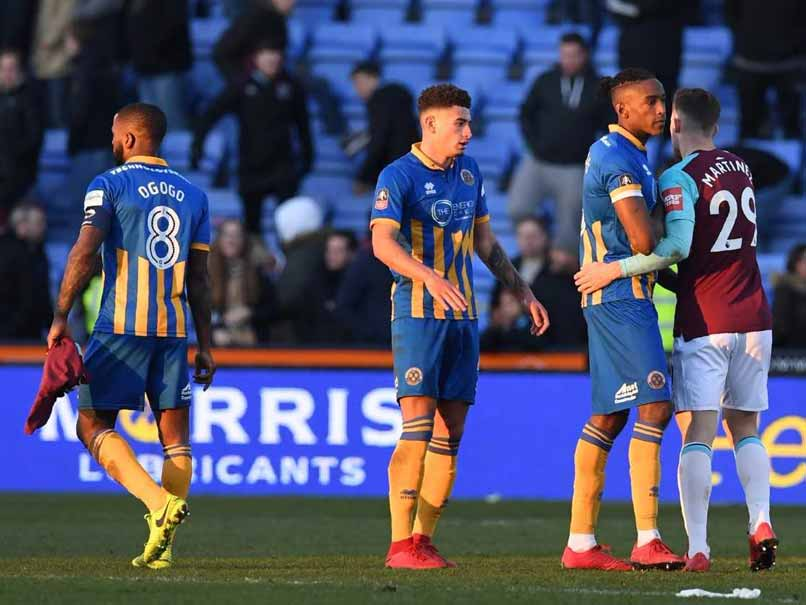 FA Cup: Newport County Stun Leeds, West Ham United Held By Shrewsbury
