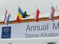 Heavy Snow, Avalanche Fears In Davos Ahead Of World Economic Forum
