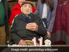 All Of 10 When World War I Broke Out, 'World's Oldest Man' Dies In Spain At 113