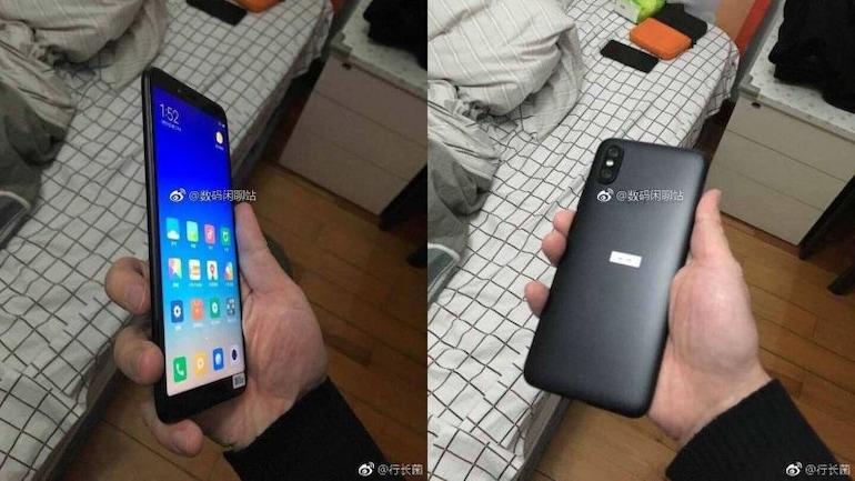 Xiaomi Mi 6X के बारे में जानकारी लीक, दो रियर कैमरे होने का खुलासा