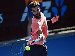 Australian Open: First Round Wall Remains Unscaled For Yuki Bhambri