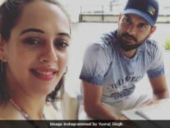 Hazel Keech And Yuvraj Singh Hilariously Troll Each Other Over 'Sexier Selfie'