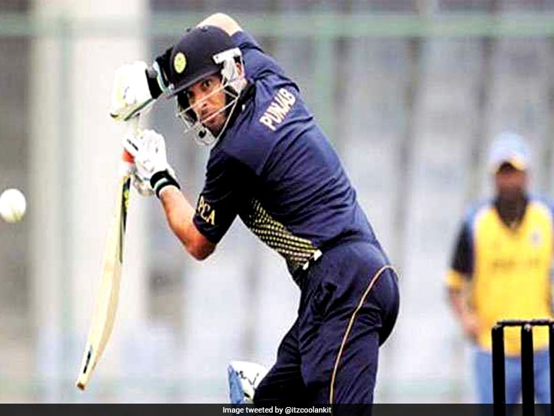 Syed Mushtaq Ali Trophy: Yuvraj Singh Scores Fifty In Punjab's Thrilling Two-Run Win Against Delhi
