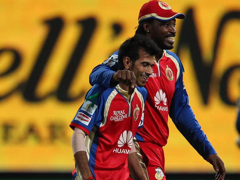 Yuzvendra Chahal Challenges Chris Gayle But Gets Trolled