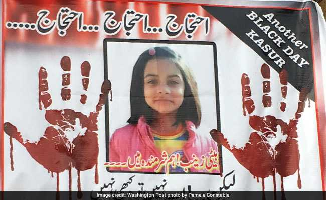 Pak Rape, Killing Of 7-Year-Old Girl Is Changing Culture Of Shame