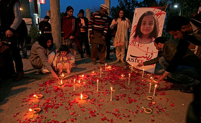 Pakistan Court Indicts Suspect In Child Killer Case