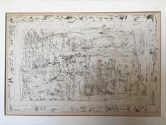 Etching Found In Dumpster 17 Years Ago Turns Out To Be Valuable Art