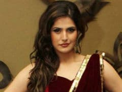 <I>1921</i> Star Zareen Khan: 'Would Love To Do Meaningful Roles Rather Being A Prop In A Film'