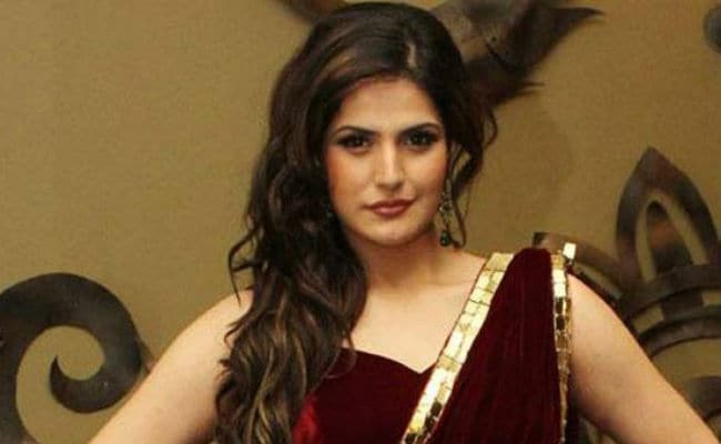 1921 Star Zareen Khan: 'Would Love To Do Meaningful Roles Rather Being A Prop In A Film'