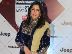 Zeenat Aman Accuses Businessman Of Stalking And Molesting Her