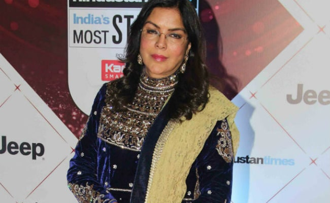 Zeenat Aman Accuses Businessman Of Stalking And Molesting Her