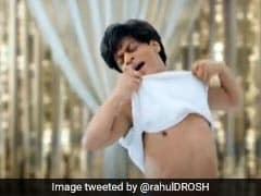 ZERO में बौने बनकर नाचे शाहरुख खान तो ट्विटर पर लोगों कुछ ऐसे बनाया मजाक, देखें Tweets
