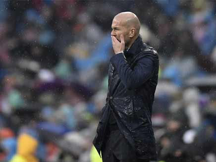 La Liga: Pressure Piles On Coach Zinedine Zidane As Real Madrid Drops Out Of Top Four