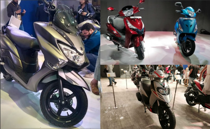 The 125 cc scooter segment will be flooded with options this year