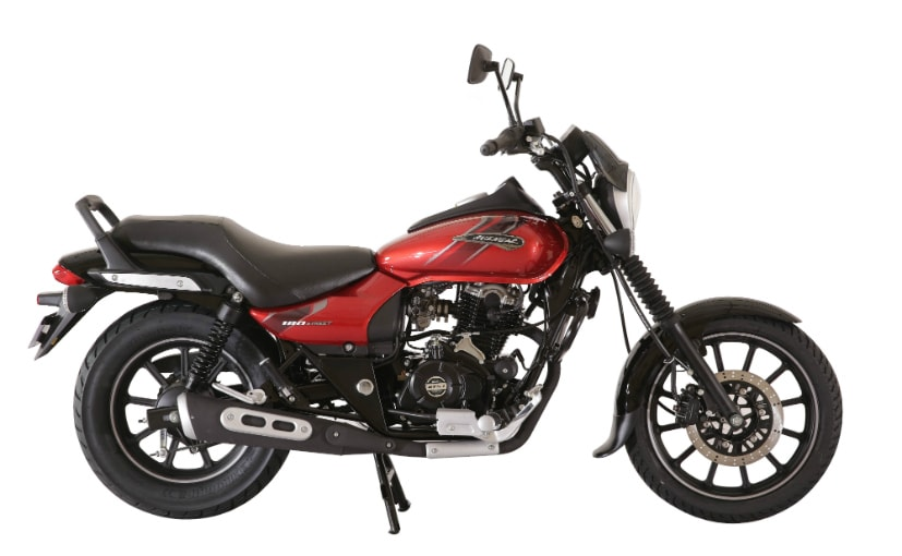 The 2018 Bajaj Avenger Street gets a 180 cc engine and updated styling