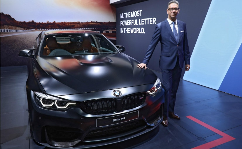 Auto Expo 2018 Bmw M3 And M4 Launched In India Ndtv Carandbike