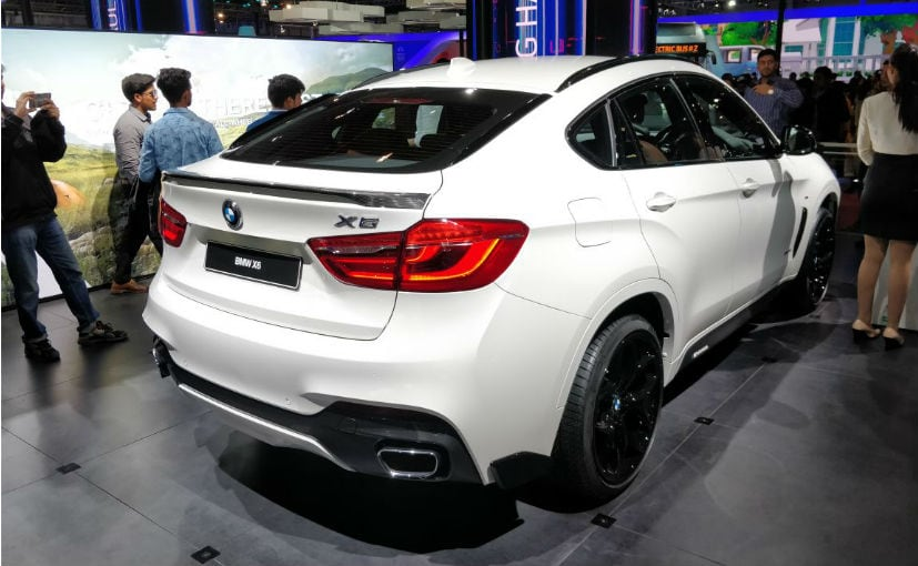 Auto Expo 2018 Bmw X6 35i M Sport Launched Priced At Rs 94 15