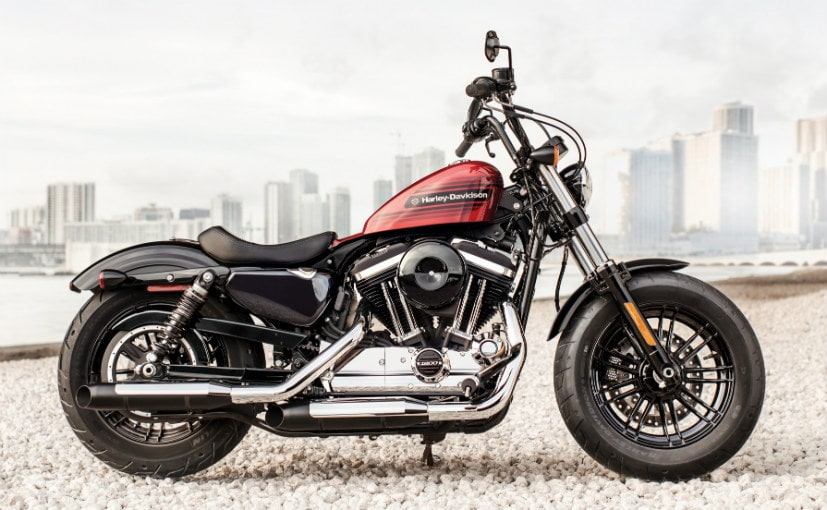 2018 harley davidson forty eight special