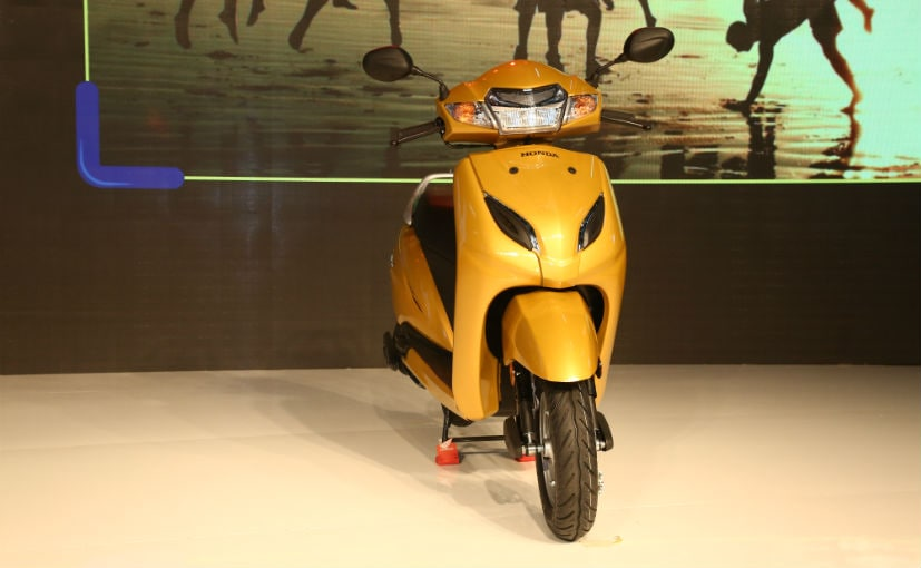 The next generation Honda Activa 6G will replace the current Honda Activa 5G