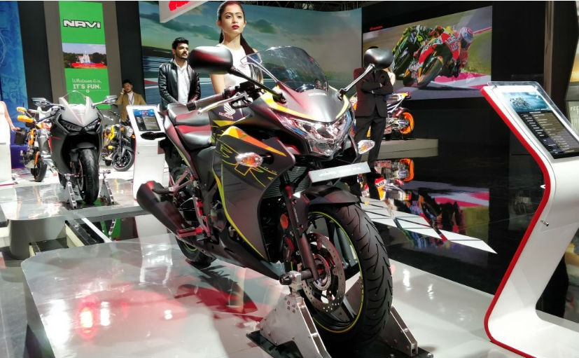 Auto Expo 2018: Honda CBR250R To Go Back On Sale; Launch Soon