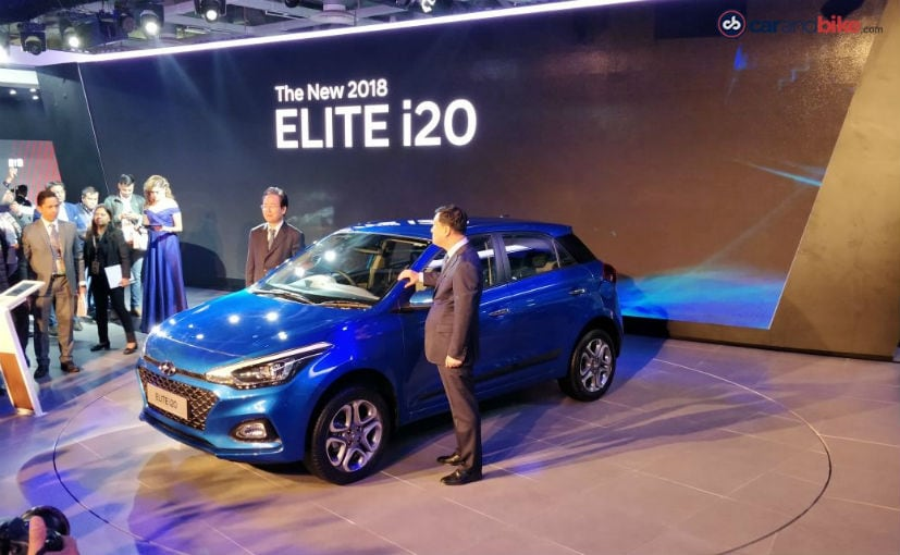 The Hyundai i20 facelift looks better than before and is now more feature rich
