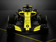 F1: Renault Reveals 2018 RS18 F1 Challenger