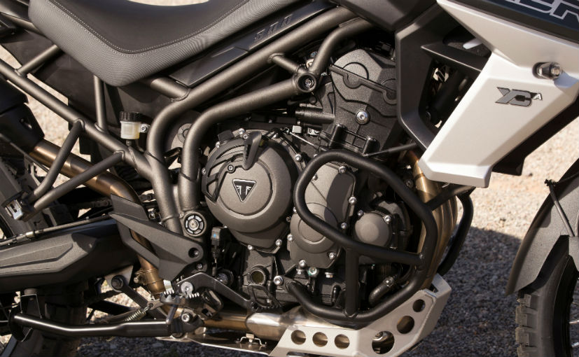 2018 triumph tiger 800 engine gets updates