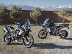 2018 Triumph Tiger 800 Variants Explained