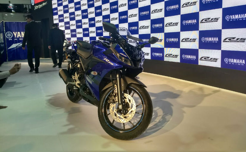Auto Expo 2018: Yamaha YZF-R15 V3 Launched In India