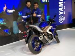 Auto Expo 2018: 2018 Yamaha YZF-R3 Launched In India, Priced At Rs. 3.48 Lakh
