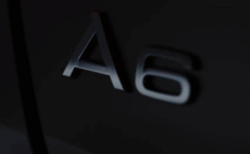 2019 Audi A6 Teased Ahead Of Debut Ndtv Carandbike