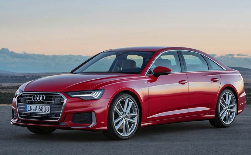 2019 Audi A6 Unveiled Ahead Of Geneva Debut