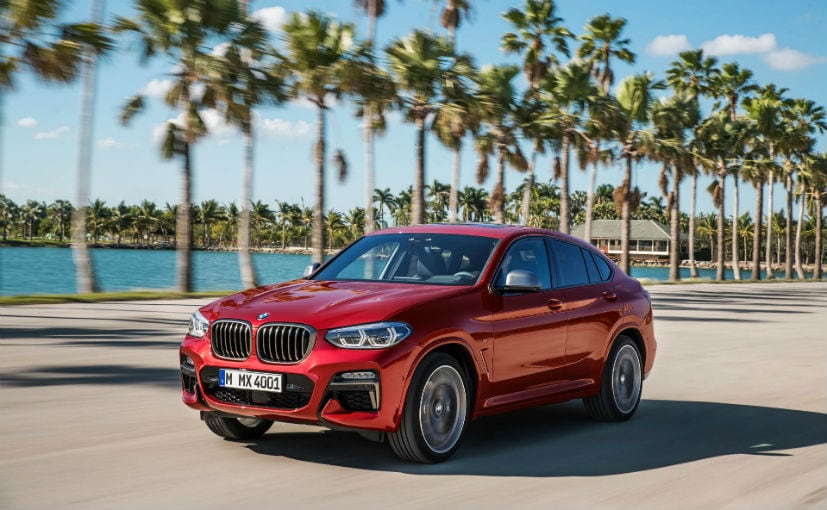 BMW X4 Expands With More Interior Space, Tech