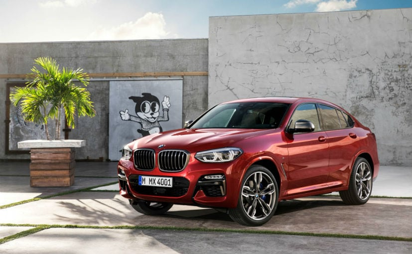 The second generation of the BMW X4 will soon be revealed at the 2018 Geneva Motor Show