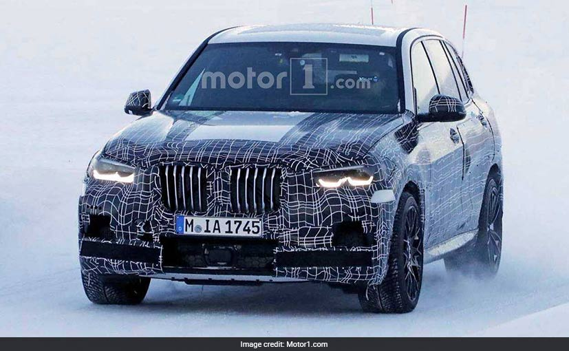 Superb 2019 BMW X5 Caught Testing With Minimum Camouflage