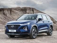 2019 Hyundai Santa Fe Unveiled Gets A 7 Seater Variant With Sel Engine