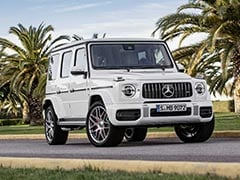 New Mercedes-AMG G63 Will Be Launched In India By Late 2018