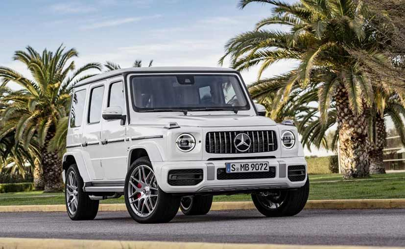 The new gen Mercedes-AMG G63 was revealed at the 2018 Geneva Motor Show