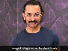 हाथ में 'पैड' लेकर आमिर खान ने दिया शाहरुख और सलमान को अनोखा चैलेंज, अब किसकी बारी!