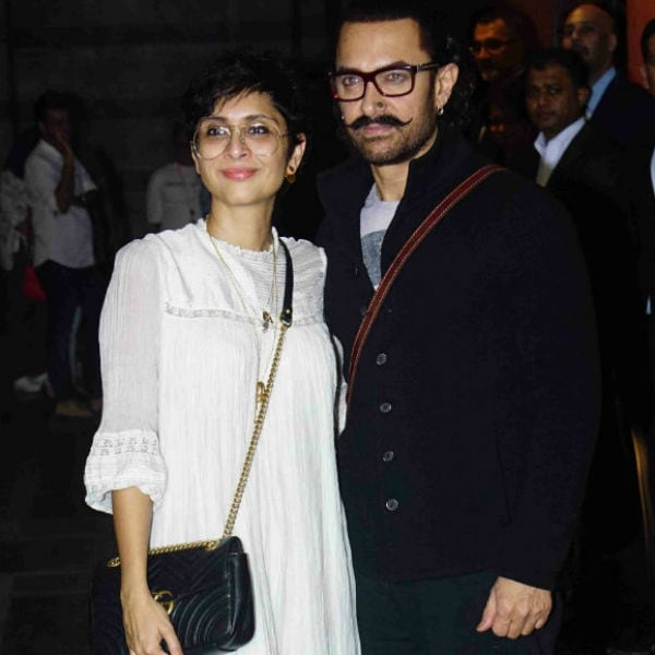 Aamir Khan and Zaira Wasim celebrate the success of Secret Superstar