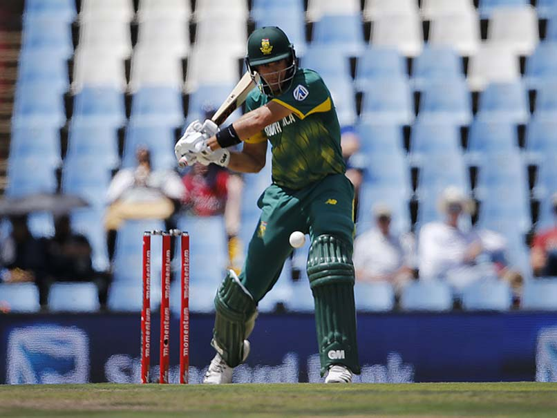 India vs South Africa: Knee Injury Rules Out AB de Villiers From T20I Series