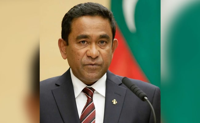 Maldives president seeks parliament's approval to extend state of emergency