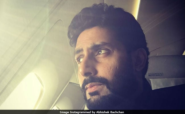 Yes, Abhishek Bachchan's Twitter Was Hacked. 'Quite Chuffed,' He Quips In Fresh Tweet