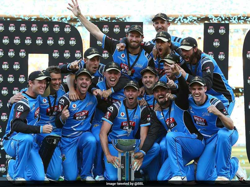 Jake Weatherald Rapid-Fire Ton Helps Adelaide Strikers Clinch Maiden Big Bash League Title
