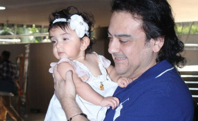 Such Cute Pics Of Adnan Sami's Daughter Medina