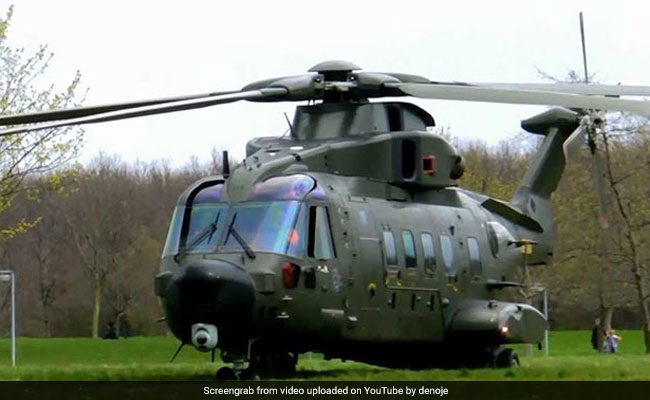 Supreme Court Rejects Plea For Investigating Chhattisgarh's AgustaWestland Chopper Deal