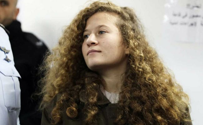 Palestinian Teenage Girl On Trial For Striking Israeli Soldier